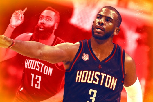 Image result for chris paul and james harden