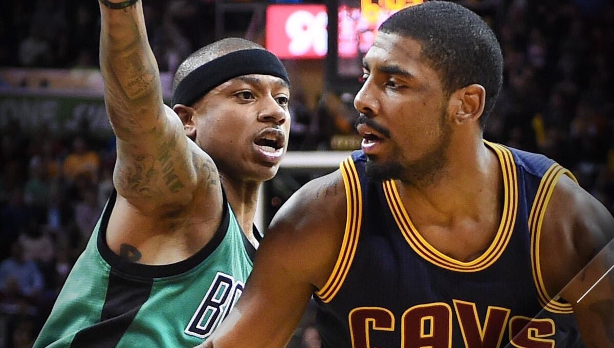 Kyrie Irving to the Celtics: NBA Media Reaction onTwitter