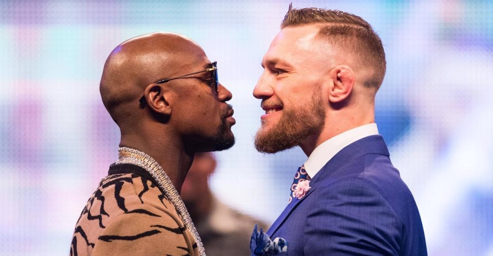 "Here's how to watch ""The Money Fight"" Mayweather vs McGregor"