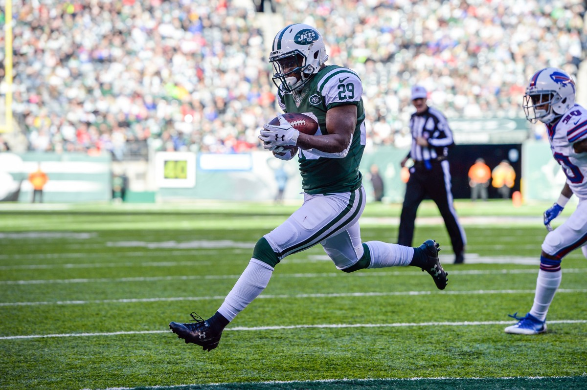 Is the Jets running back battle being overshadowed by the quarterbackdilemma?