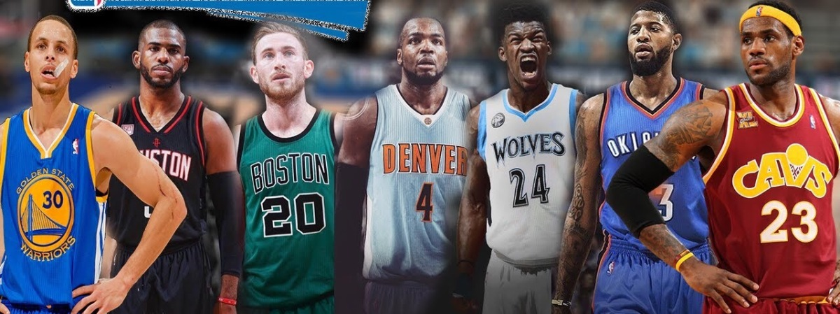 Complete NBA Predicted Standings (Based On Division Predictions)